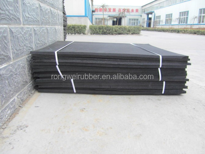 polyethylene closed cell filler board used in construction joint