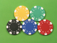 Cheap 11.5g casino poker chips
