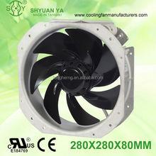 Industrial Wall Mounted Steel Impeller Circulator Fan