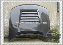 SKYLINE BNR32 R32 GTR DMAX STYLE HOOD CARBON FIBER