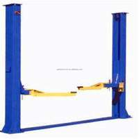 Launch Factory hydraulic car jack lift used 2 post car lift for sale or ramp for car lift