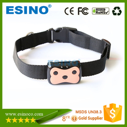 Multi-function Mini Pet GPS/GPS Tracking Collar for Dog Cat