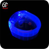 Hot Sale Free Sample Bracelet Light Up Led Finger Ring Bracelet
