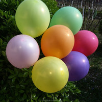 10inch Metalic balloon advertising air balloon
