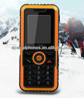 Floatable Outdoor mobile phone with bluetooth, LED torch, Camera