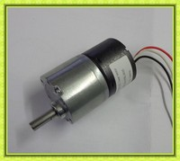 SG37 low rpm gear motor dc 12v 30kg.cm high torque made in China
