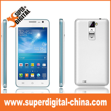 3G Chinese Phone 5.0-inch 854*480 IPS,0.3MP+5.0MP camera,Dual SIM dual standby
