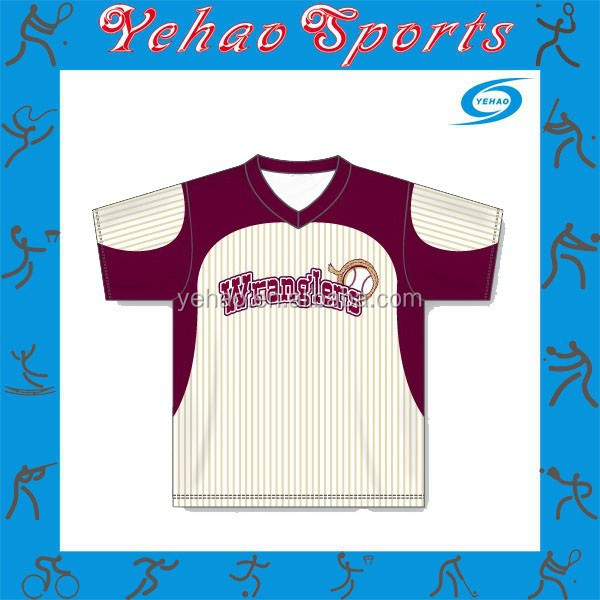 Manufacturer baseball jersey make your own baseball jersey for Customize your own baseball shirt