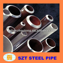 For Importer ASTM A192 Cold drawn/Hot rolled Seamless Carbon Steel Pipe/Tube