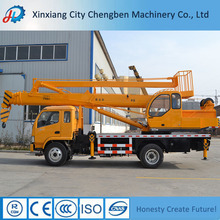 Big Truvk Chassis Crane ,Most Reliable 10 Ton Lift Truck with Cost-effective Price