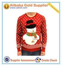 korea style aran sweater/high fashion women's round neck jacqaurd pullover sweater