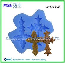 Animal shape fondant silicone mold , silicone cake mold , 3d silicone cake decorating molds