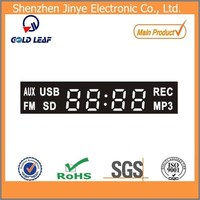 vcd dvd player 4 digits dvd led display customized size