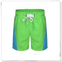 2015 OEM european boys swimwear/high quality kids beach shorts/custom design kids shorts