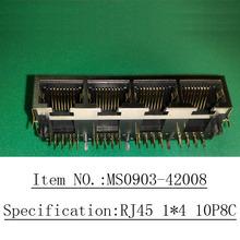 plug receptáculo eléctrico del automóvil rj45 conector