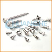 Alibaba China Supply high-strength furniture slotted screws