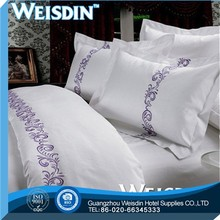 Dobby best selling own brand 100% cotton bed cover