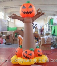 Halloween Inflatables 8' Tall Inflatable Dead Treemen