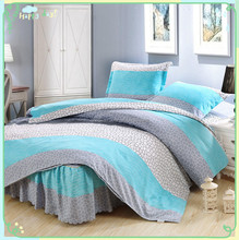China suppier 100% Polyester Fashionable Printed brushed fabric/microfiber for Making Bed Sheets
