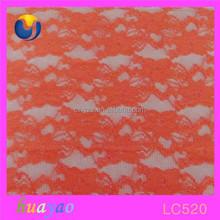 nylon spandex lace fabric sample