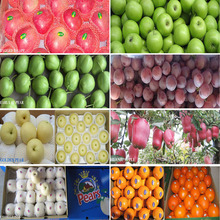 import vegetables and fruits