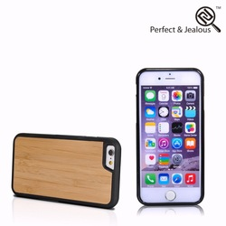 Low price 3D pattern bamboo case for apple ipad 6