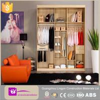 cheap open wardrobe design for small spaces