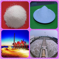 New 6-12 million M.W Flocculant cation polyacrylamide powder Cationic PAM/Cationic Polyacrylamide for wastewater