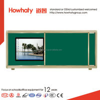 LCD sliding writing board for students and kids