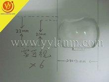 Projector Plastic Lens for INFOCUS X6 x7