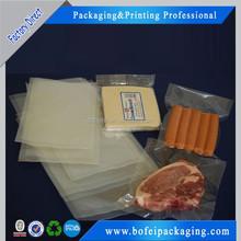 Frozen food bag / plastic snack food bag / packaging bag for frozen food