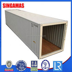 High Quality Cap Prefab Cabin Container House