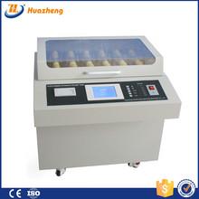 HZJQ Series Automatic Six Oil Cup Structure Transformer CT PT High Voltage Oil breakdown voltage test oil BDV test set