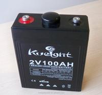 2v 6v 12v 100ah battery, solar agm gel battery manufacture in China