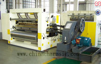 GIGA LXC Auto Cardboard Production Line Corrugated Paper Slotter Machine