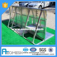 AEOMESH Manual Swing Barrier Gate
