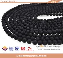 Guangzhou factory wholesale price men jewelry lava stone