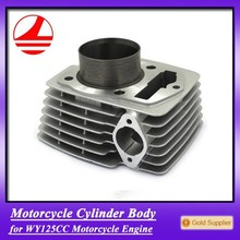 china better price motorcycle parts of WY125CC motorcycle engine cylinder