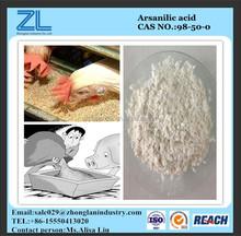 Arsanilic acid for animal pharmaceutical raw material,CAS NO.:98-50-0