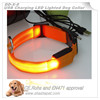 2015 new USB Rechargeable pet collar Lighted dog collars and led light dog collar