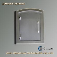 Aluminum Mailbox, Cast Aluminum Door For Aluminum Mailbox