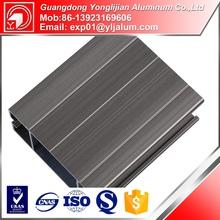 2015 YLJ hot sale classical type profile extruded aluminium