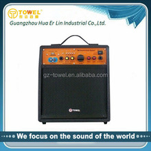 2.0 Active Power Stage Professional Speaker With USB/SD Speaker Concert