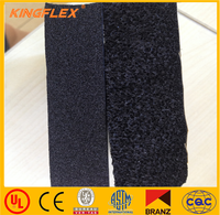 heat insulation flexible 6mm rubber foam plastic thermal insulation sheet