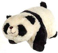 Panda pillow neck pillow plush cushion