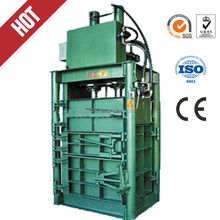 Y82 series Hydraulic vertical waste baler for plastic,cartoon,straw and waste paper