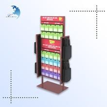 metal display stand with adjustable bracket/laptop stand/cardboard display stand