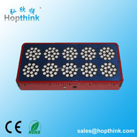Apollo 10 450w Led Grow Light Panel For Plants In Green House with current protection