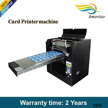 E pson Flatbed Digital Printer Inkject Card Printer USB Card Printer