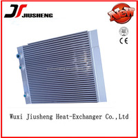 oil cooler for air compressor/sand pump